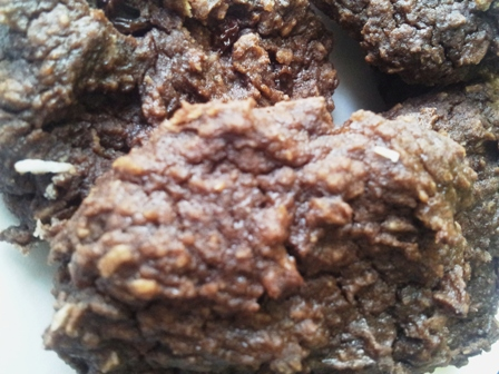 Carob cookies recipe